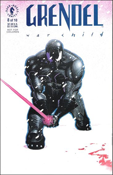 Grendel: War Child 8-A by Dark Horse