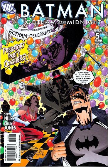 Batman: Gotham After Midnight 5-A by DC