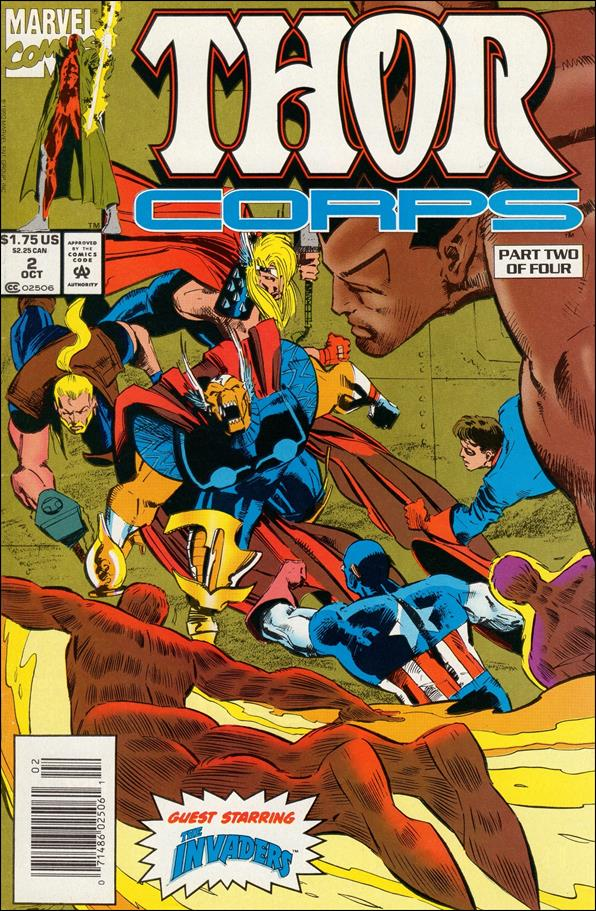 Thor Corps 2-A by Marvel