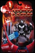 Iron Man (Movie) Iron Man (Satellite Armor - Silver)