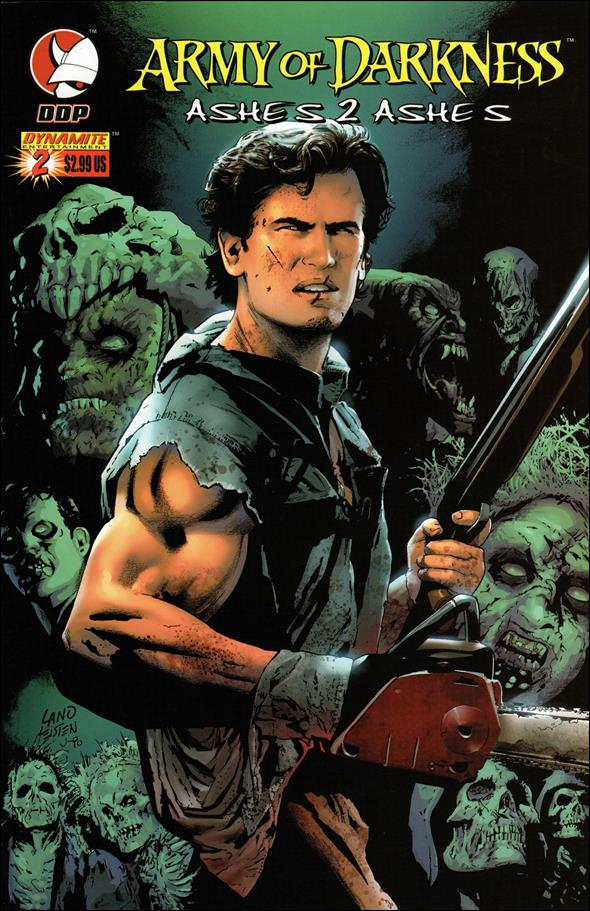 Army of Darkness: Ashes 2 Ashes 2-A by Devil's Due