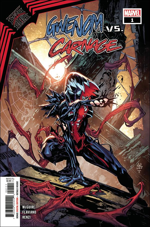 King in Black: Gwenom vs Carnage 1-A by Marvel