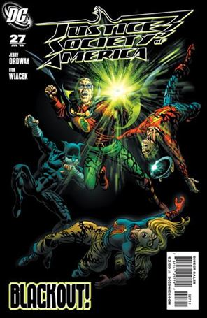 Justice Society of America (2007) 27-A
