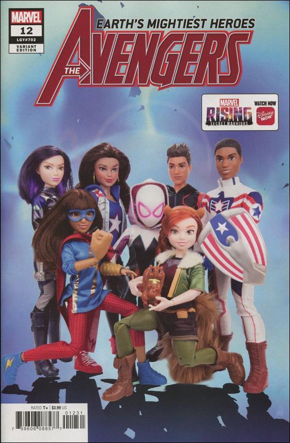 Avengers (2018/07) 12-C by Marvel