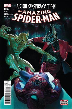 Amazing Spider-Man (2015) 24-A