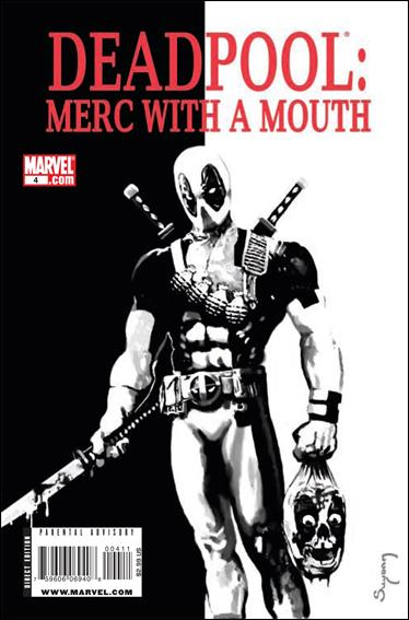 Deadpool: Merc with a Mouth 4-A by Marvel