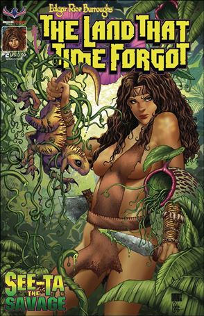 Edgar Rice Burroughs' The Land That Time Forgot: See-Ta the Savage 2-A
