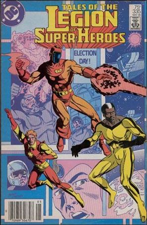 Tales of the Legion of Super-Heroes 335-A