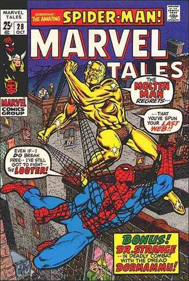 Marvel Tales (1966) 28-A by Marvel