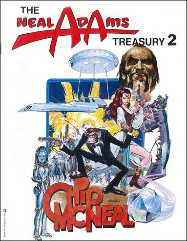Neal Adams Treasury 2-A by Pure Imagination
