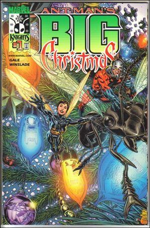 Ant-Man's Big Christmas 1-A