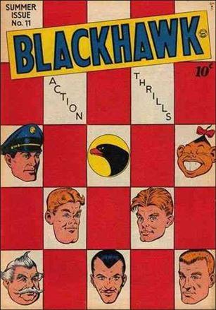 Blackhawk (1944) 11-A
