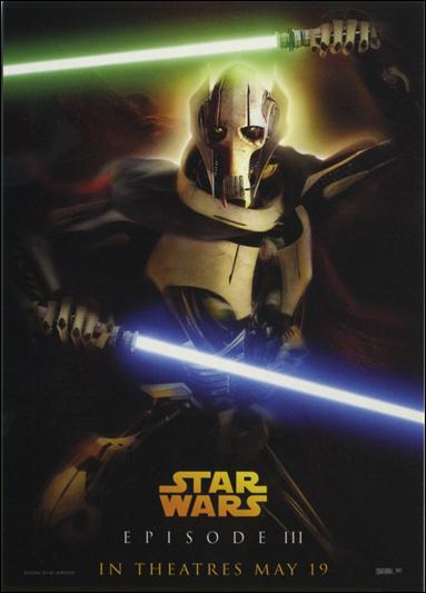 Star Wars: Episode III Revenge of the Sith Postcards (Promo) nn5-A by Lucasfilm Ltd.