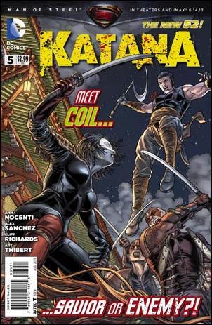 Katana 5-A by DC