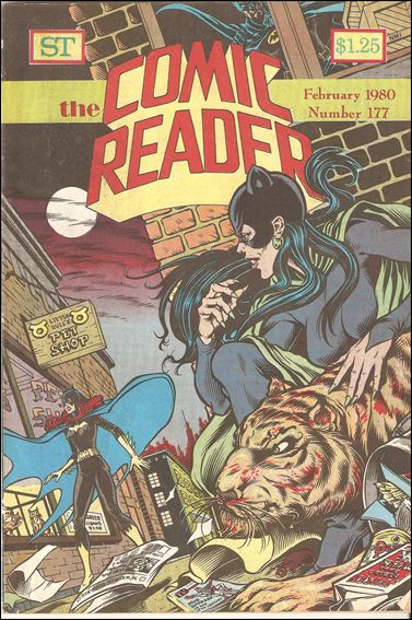 Comic Reader 177-A by Street Enterprises