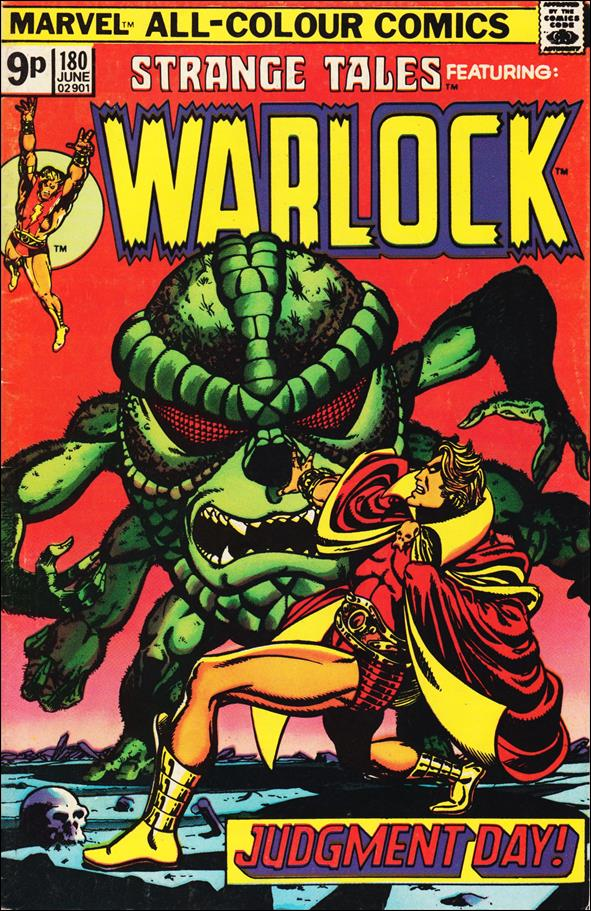 Strange Tales (1951) 180-B by Marvel
