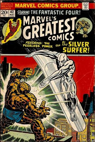 Marvel's Greatest Comics 42-A