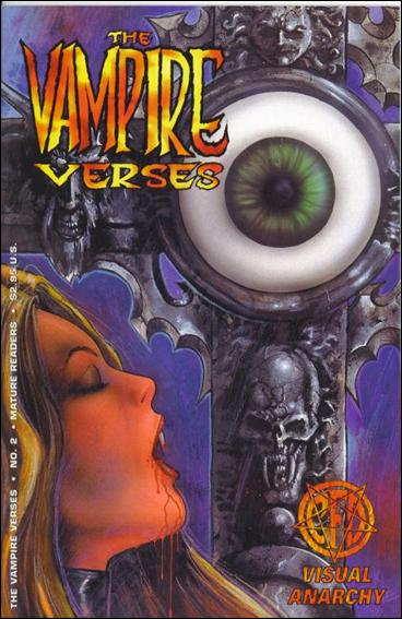 Vampire Verses 2-A by CFD