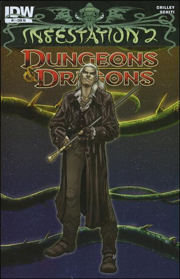 Infestation 2: Dungeons & Dragons 1-C by IDW