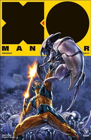 X-O Manowar (2017) 7-A