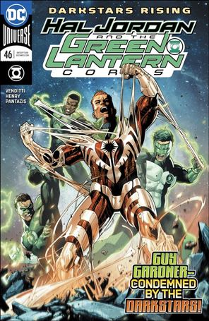 Hal Jordan and the Green Lantern Corps 46-A