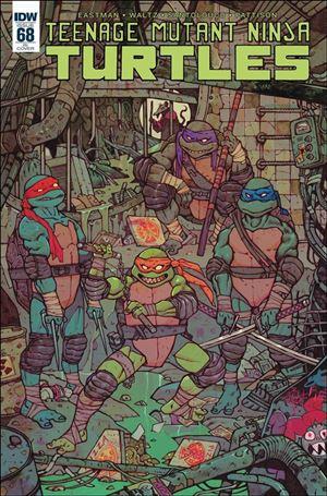 Teenage Mutant Ninja Turtles (2011) 68-C