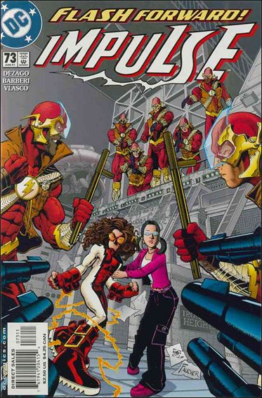 Impulse (1995) 73-A by DC