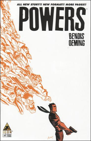 Powers (2009) 7-A by Icon
