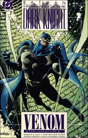 Batman: Legends of the Dark Knight 20-A by DC