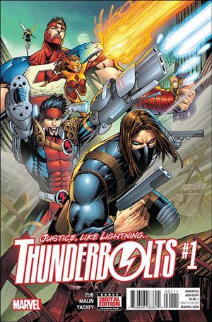 Thunderbolts (2016) 1-A
