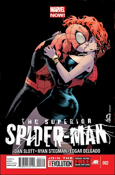 Superior Spider-Man 2-A by Marvel