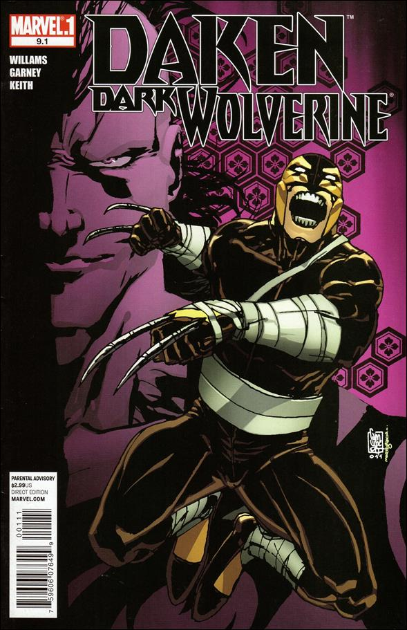 Daken: Dark Wolverine 9.1-A by Marvel