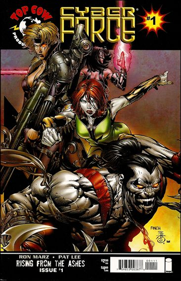 Cyberforce (2006) 1-C by Top Cow