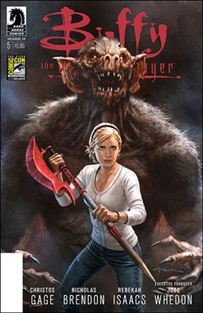 Buffy the Vampire Slayer Season 10 5-C