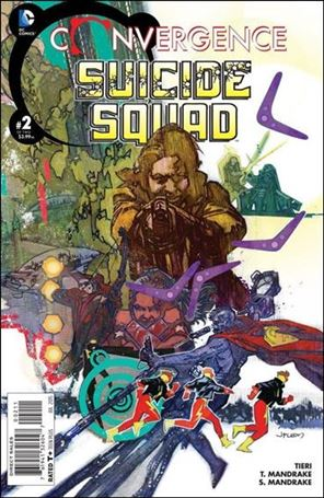 Convergence Suicide Squad 2-A