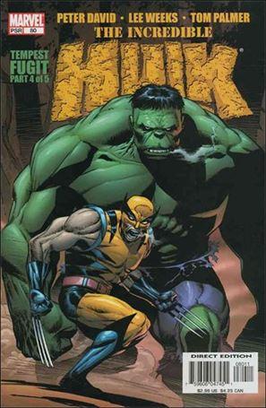Incredible Hulk (2000)  80-A
