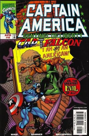 Captain America: Sentinel of Liberty 8-A