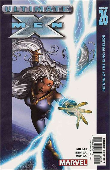 Ultimate X-Men (2000) 26-A by Marvel