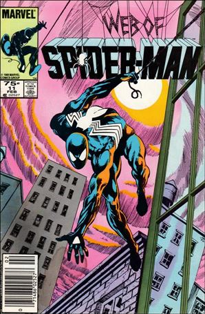 Web of Spider-Man (1985) 11-A