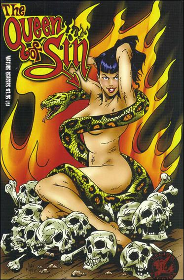 Queen of Sin 1-A by Legion Studios