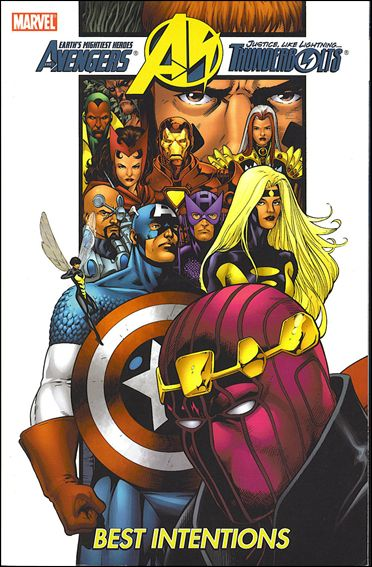 Avengers/Thunderbolts 2-A by Marvel