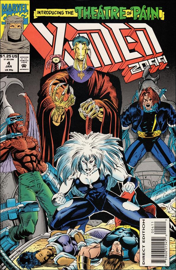 X-Men 2099 4-A by Marvel