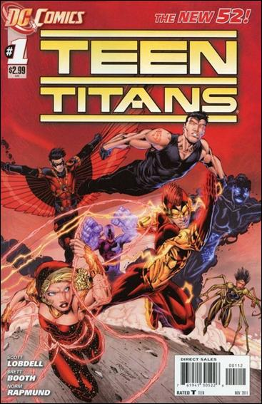 Teen Titans (2011) 1-B by DC