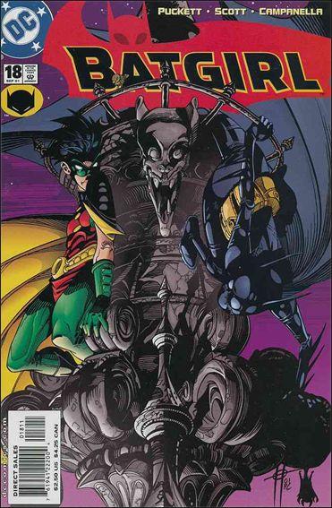 Batgirl (2000) 18-A by DC