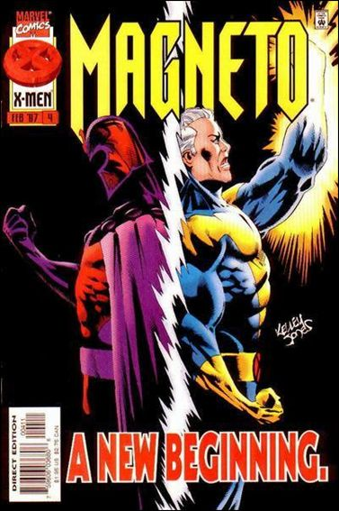 Magneto (1996) 4-A by Marvel