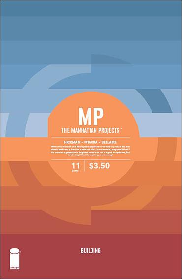 Manhattan Projects 11-A by Image