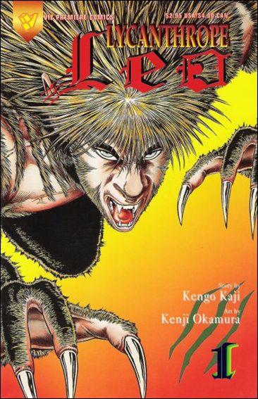 Lycanthrope Leo 1-A by Viz