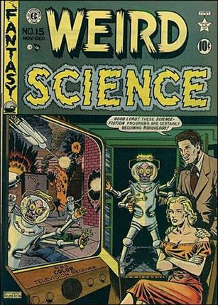 Weird Science (1950) 4-A