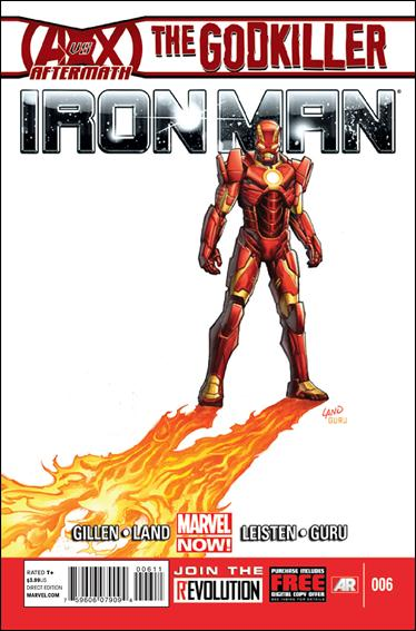 Iron Man (2013) 6-A by Marvel