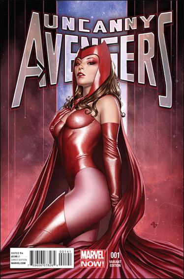 Uncanny Avengers 1-C by Marvel